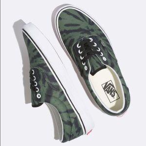 Van's Tie Dye Era aloe Top Shoes